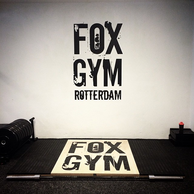 Fox gym Rotterdam